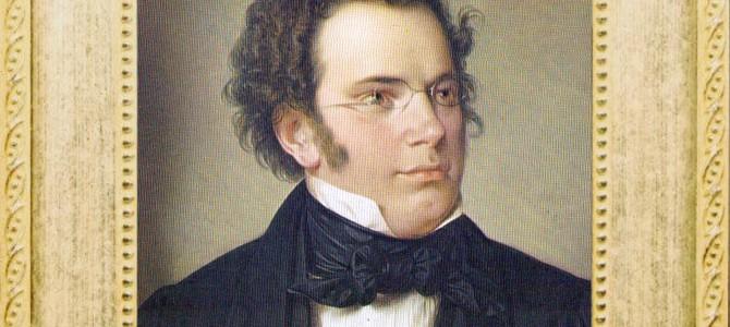 100人の大作曲家たち シューベルト